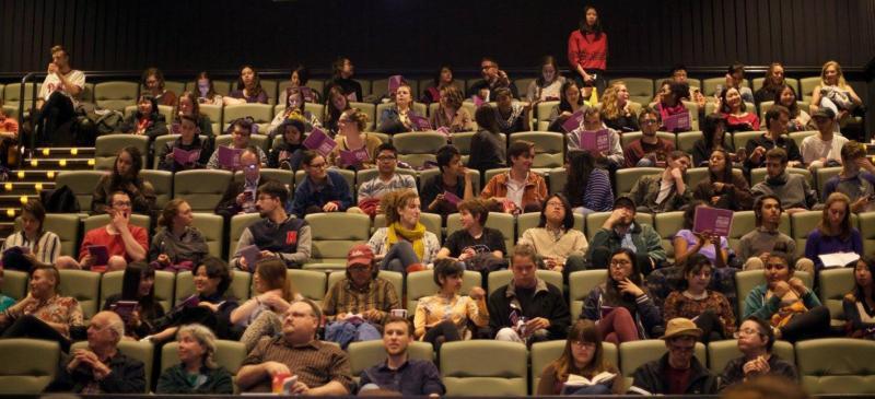 Awarded Bryn Mawr College Film Studies Program