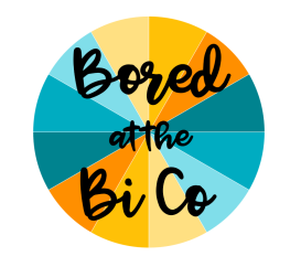 Bored at the bico logo