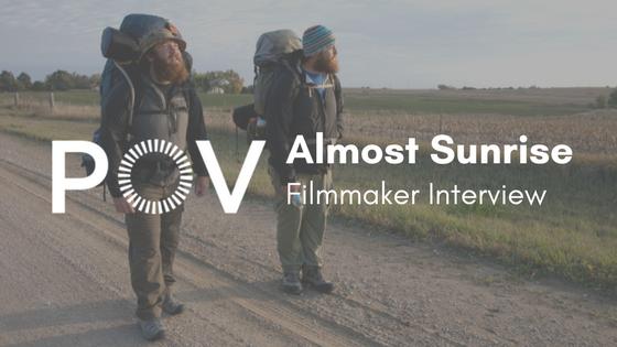 POV Almost Sunrise Filmmaker Interview