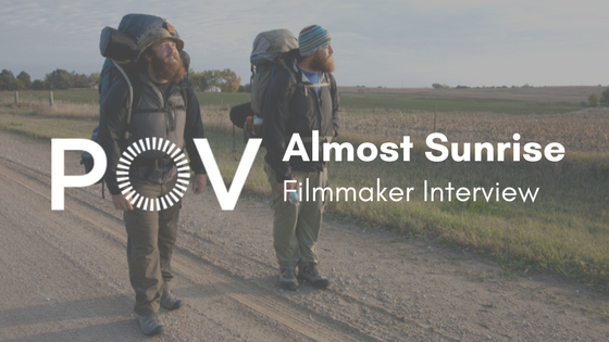 POV Almost Sunrise Filmmaker Interview